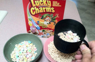 If They Just Made Lucky Charms The Way We Want Them This Wouldn't Be Necessary