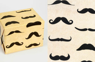 Hipster Wrapping Paper