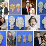 Customized Face Cookies