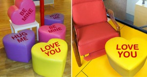 Will You Be My Seat Heart?