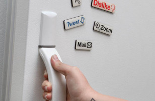 Social Media Magnets Complete Your Web-Inspired Home