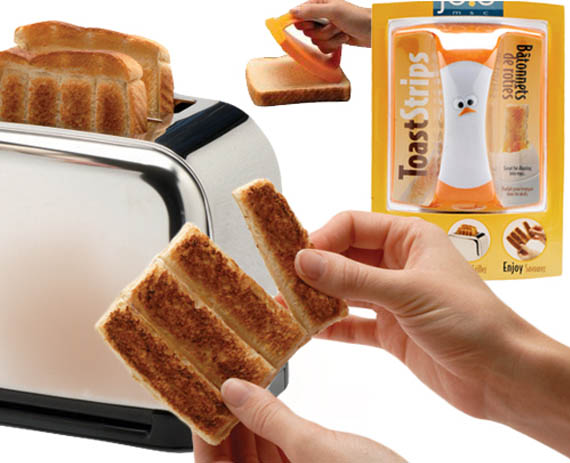 The Toast Strips Stamper Proves That Food Is Always Better In Strip Form
