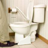 The Toilet Seat Lifter