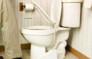 Stop Arguing Already And Get The Toilet Seat Lifter
