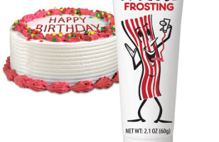 Turn Your Baked Goods into Baconed Goods with Bacon Flavored Frosting