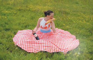 You're Dressed For A Picnic!