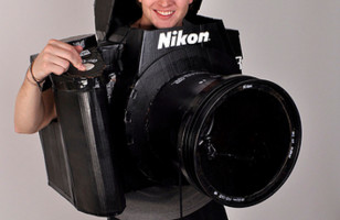 Say Cheese! Nikon D3 Camera Costume