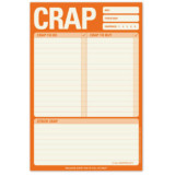 Crap Pad To Do List