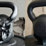 Demon-Faced Kettlebells