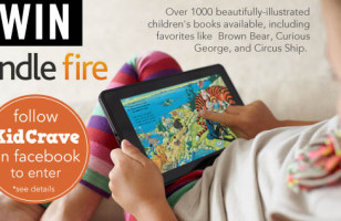 GIVEAWAY: Kindle Fire