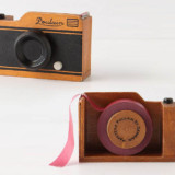 Poulain Camera Tape Dispenser