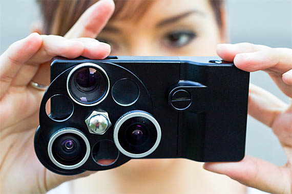 3-in-1 Lenses For the Camera You Use the Most