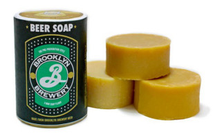 Booze Bath! Brooklyn Brewery Beer Soap