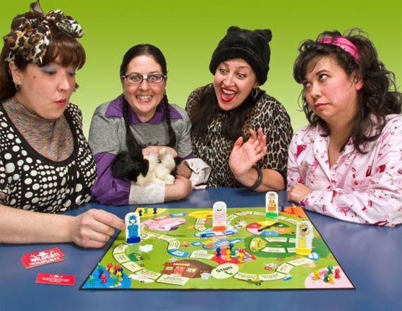 Here Kitty Kitty: Crazy Cat Lady Board Game