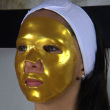 Anti-Aging 24K Gold Face Mask