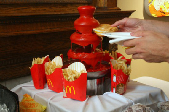 I'll Take At Least 6: The Ketchup Fountain
