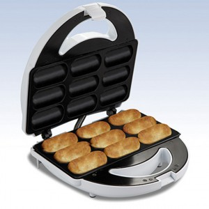 Get In My Mouth! Pigs In A Blanket Maker