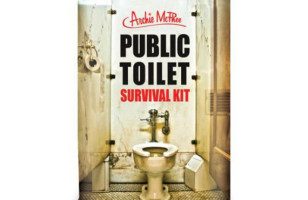 For Germaphobes: Public Toilet Survival Kit