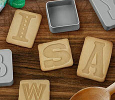 Gimme All Your Dough: Ransom Demands Cookie Cutters