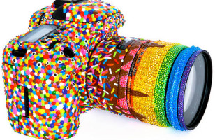 Candy Coated DSLR