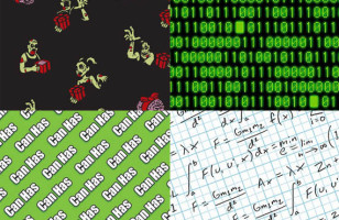 Wrap Up Your Geeky Gifts With Zombies, Robots, Binary and More
