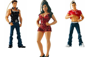 I'm Dreaming Of An Orange Christmas: Jersey Shore Ornaments