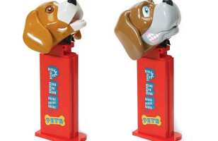 Pez For Pooch!