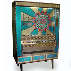 Buy Culture: Art-O-Mat Vending Machines | Incredible Things