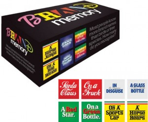 Find Out How Brainwashed You Are With The Brand Memory Game