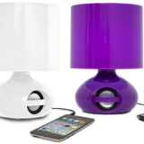iHome Touch Table Lamp