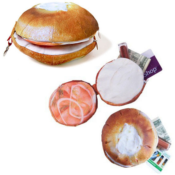 Heavy On The Cream Cheese!: Bagel Pouch