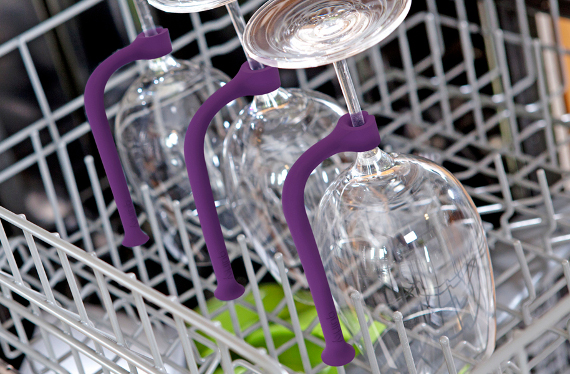 Tether The Stemware Saver