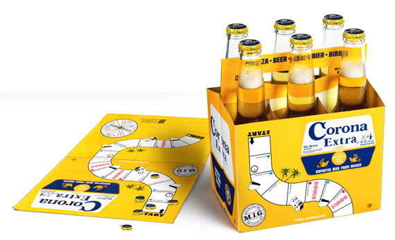 I Play To Win: 6-Pack Board Game
