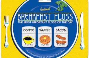 Flossing Is the Most Important Meal Of the Day