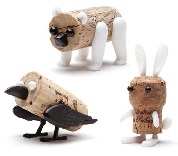Corkers: A Menagerie With Your Rosé