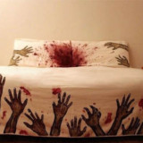 Horror Zombie Bedding Collection