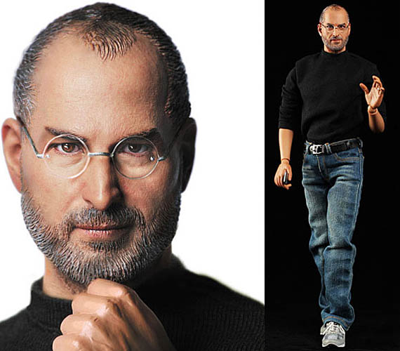 Play Different: Steve Jobs Action Figure