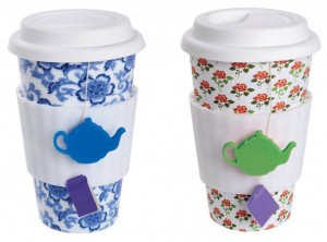 Tea Lovers' Eco Cup