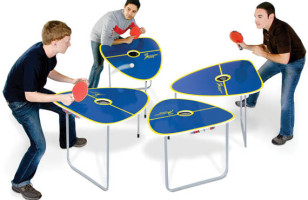 Table Tennis For Four