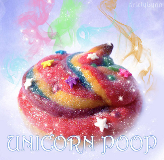 Because You Nasty: Unicorn Poop Recipe