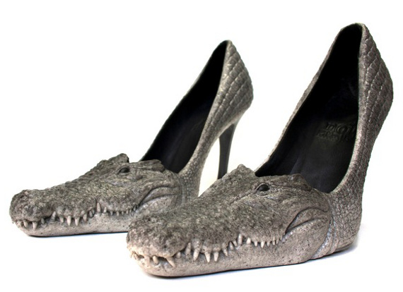 Literal Crocs Are Dangerous Shoes To Fill