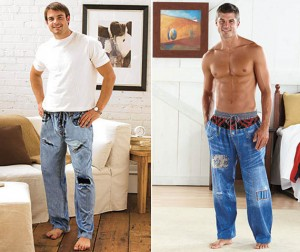 Finally, Pajama Jeans For the Fellas
