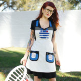 Geeky Adorable Aprons