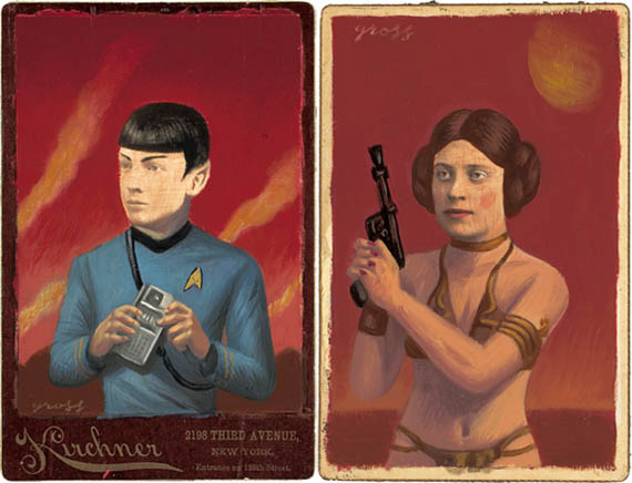 Geeky Paintovers of Victorian Portraits