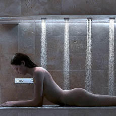 Because We're Lazy: Horizontal Shower