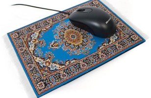 Fancy Up the Office with Mouse Carpets