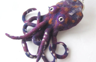 Get Your Tentacles Off My Octopurse!