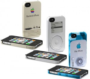 Make Your New Apple Products Look Like Old Apple Products