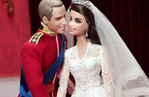 Barbie and Ken, Meet William and Kate