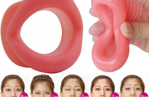 Get Perfect Duck Lips With The Face Slimmer